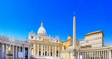 Rome, St. Peter's Basilica, St. Peter's Square.jpg